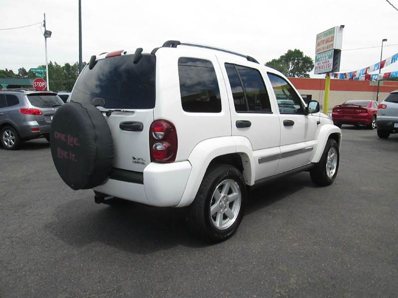 2005 Jeep Liberty Limited 4WD 4dr SUV w/ 28F - Englewood CO