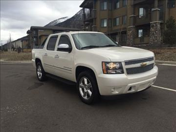 2011 Chevrolet Avalanche for sale in Flagstaff, AZ