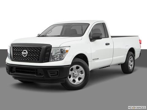 2017 Nissan Titan for sale in Flagstaff, AZ