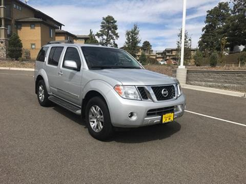 2012 Nissan Pathfinder for sale in Flagstaff, AZ