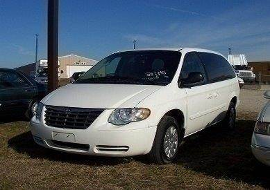 2007 Chrysler Town and Country for sale in Jonesburg, MO