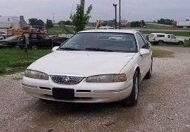 1996 Mercury Cougar for sale in Jonesburg MO