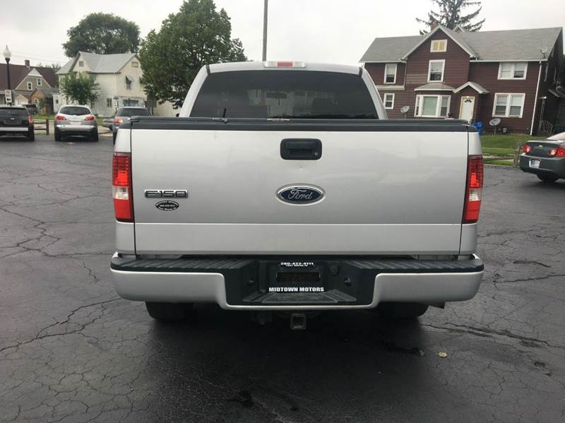 2005 Ford F-150 4dr SuperCrew FX4 4WD Styleside 5.5 ft. SB - Fort Wayne IN