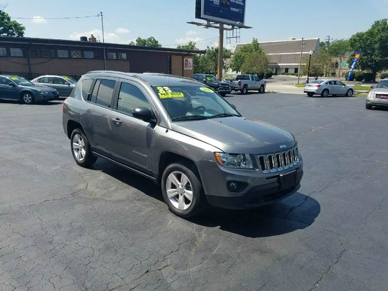 2011 Jeep Compass Latitude 4dr SUV - Fort Wayne IN