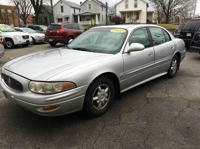 2001 buick lesabre custom 4dr sedan in fort wayne in midtown motors. Black Bedroom Furniture Sets. Home Design Ideas