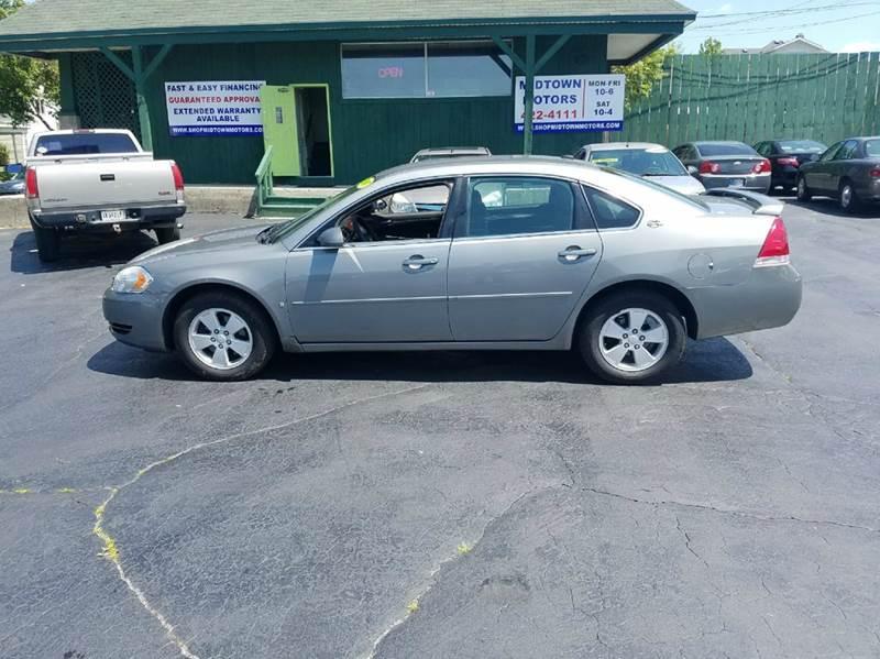 2007 Chevrolet Impala LT 4dr Sedan - Fort Wayne IN