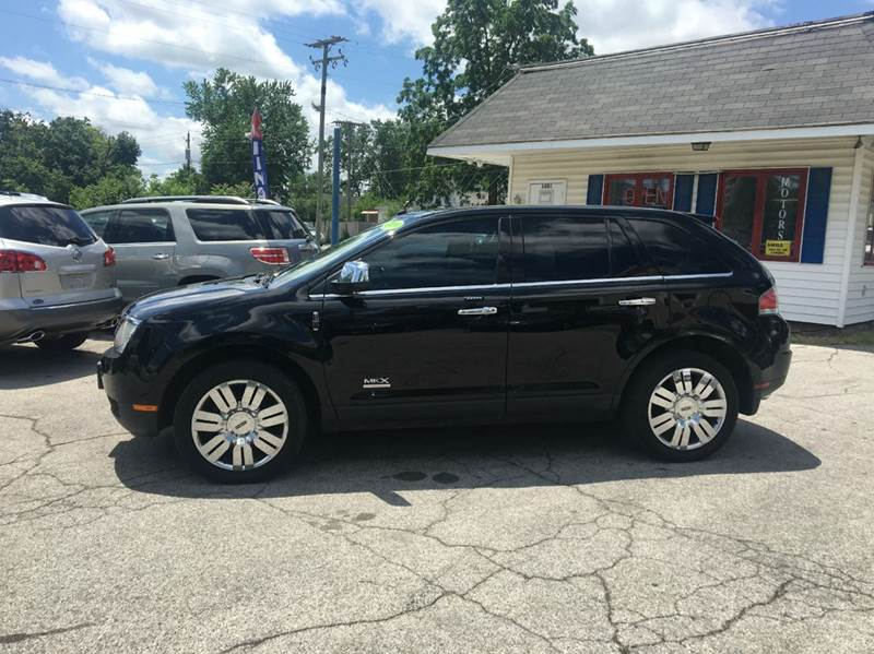 2009 Lincoln MKX AWD 4dr SUV - Fort Wayne IN