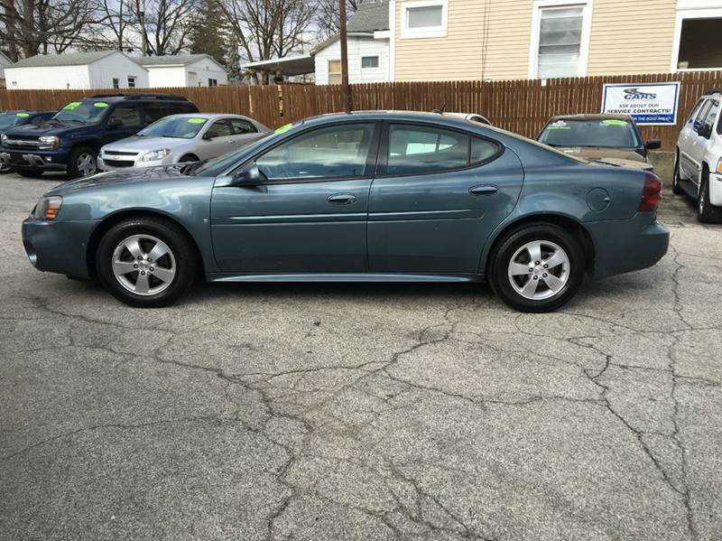 2007 Pontiac Grand Prix 4dr Sedan - Fort Wayne IN