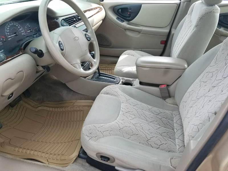 2003 Chevrolet Malibu LS 4dr Sedan - Fort Wayne IN