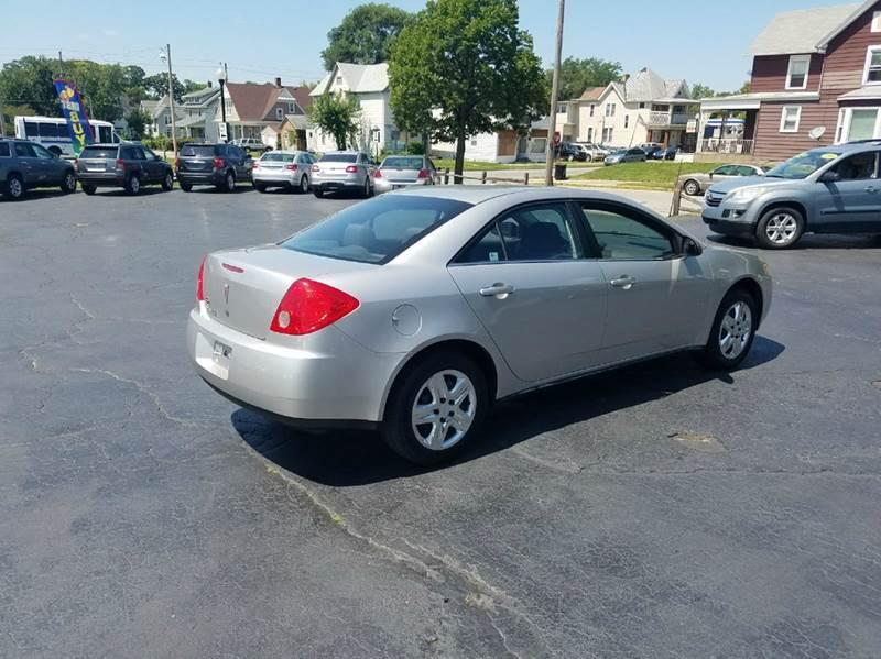 2008 Pontiac G6 Value Leader 4dr Sedan - Fort Wayne IN