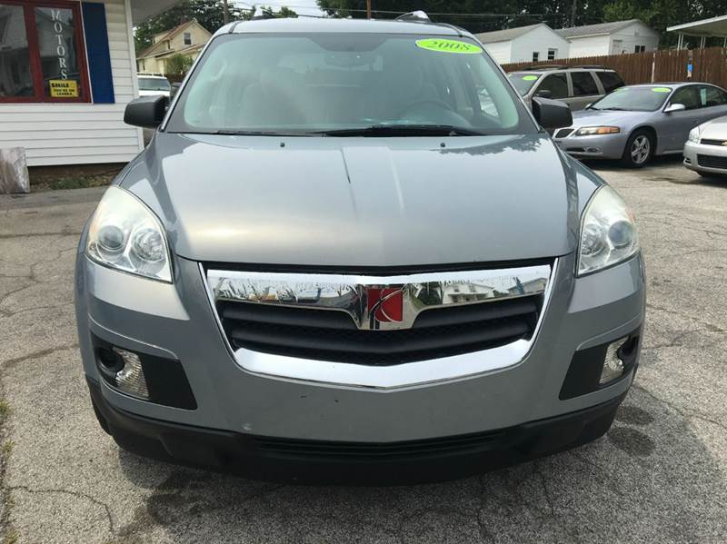 2008 Saturn Outlook XE 4dr SUV - Fort Wayne IN