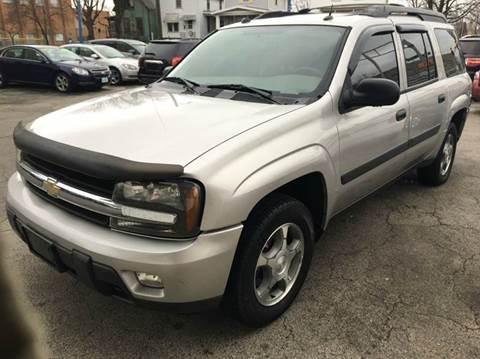 2005 Chevrolet TrailBlazer EXT