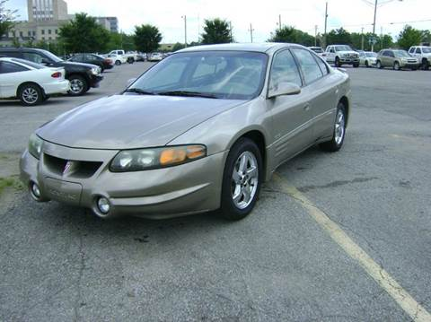 2002 Pontiac Bonneville For Sale Carsforsale Com
