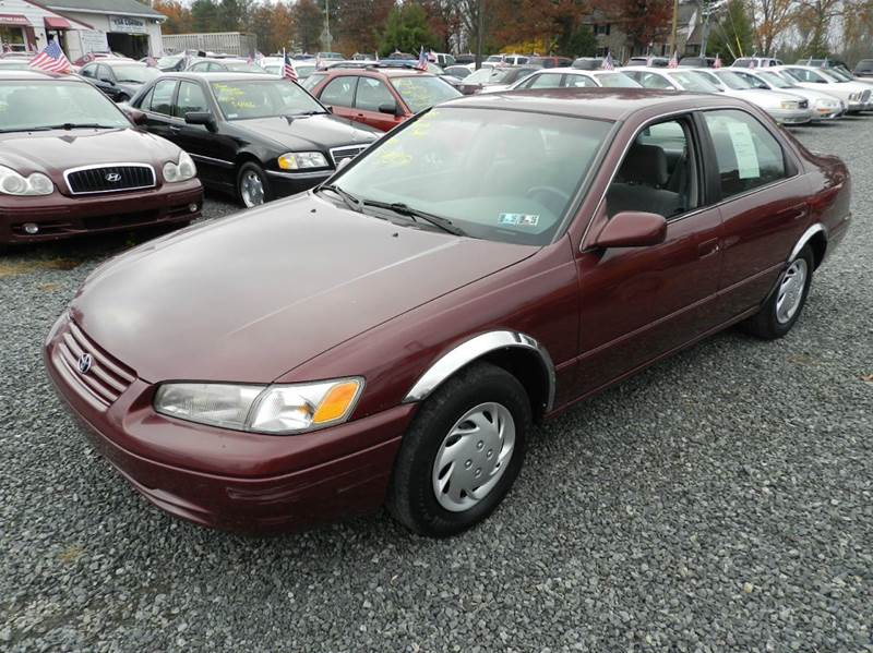 1998 toyota camry for sale in elizabeth nj. Black Bedroom Furniture Sets. Home Design Ideas