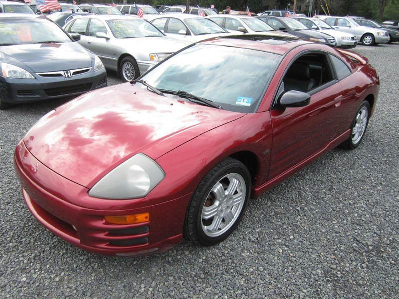 2001 Mitsubishi Eclipse For Sale in pa 2001 Mitsubishi Eclipse