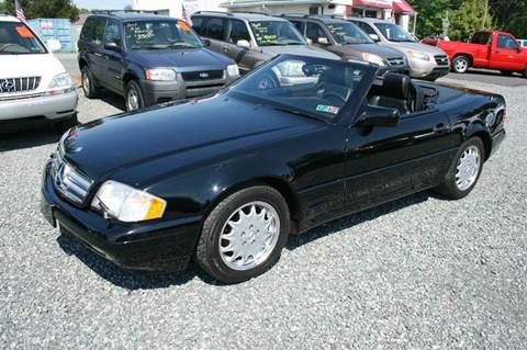 1996 Mercedes-Benz SL-Class for sale in Gilbertsville, PA