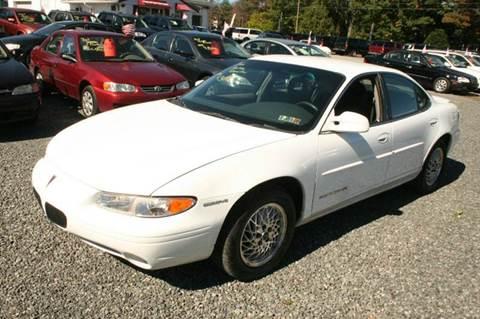 2000 Pontiac Grand Prix for sale in Gilbertsville, PA