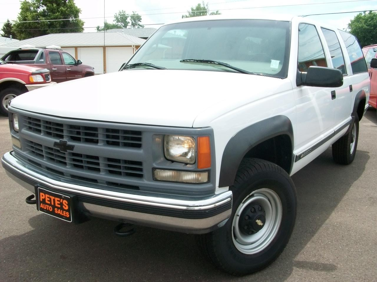 Petes Auto Sales >> 1999 Chevrolet Suburban for sale in Montana - Carsforsale.com