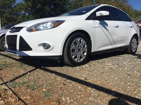 2012 Ford Focus for sale in Mansfield, TX