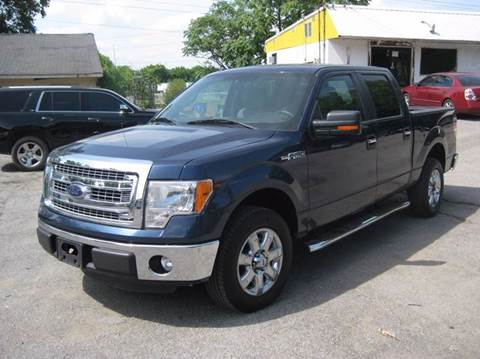 2013 Ford F-150 for sale in Nashville, TN