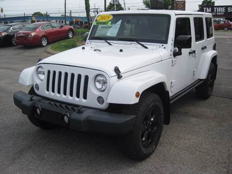2015 Jeep Wrangler Unlimited for sale in Nashville, TN