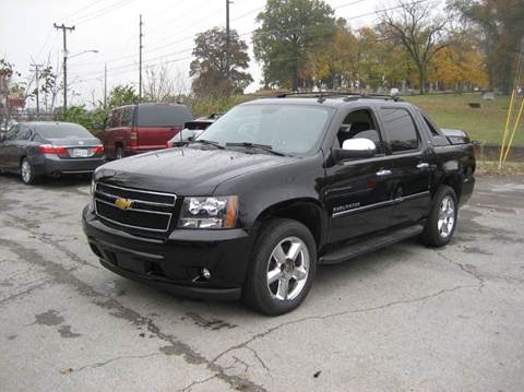 Used Chevy Avalanche >> Used Chevrolet Avalanche For Sale In Tennessee Carsforsale Com