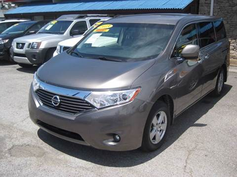 2015 Nissan Quest for sale in Nashville, TN