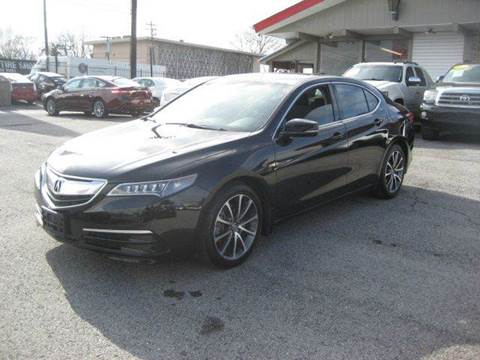 2016 Acura TLX for sale in Nashville, TN