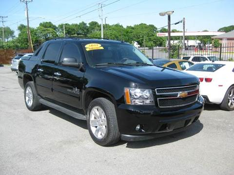 2011 Chevrolet Avalanche for sale in Nashville, TN