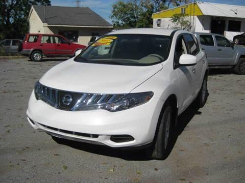 2014 Nissan Murano for sale in Nashville, TN