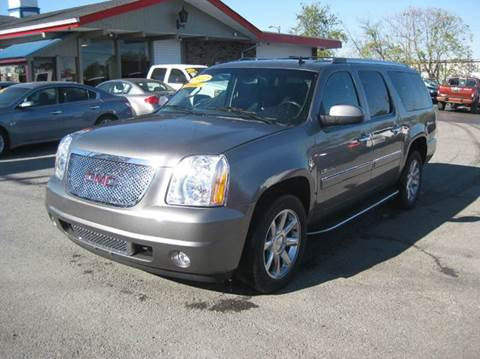 2012 GMC Yukon XL for sale in Nashville, TN