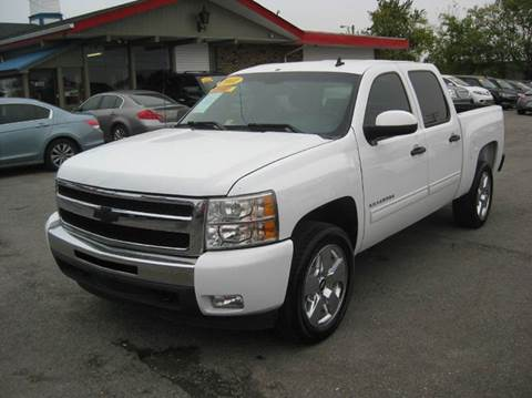 2011 Chevrolet Silverado 1500 for sale in Nashville, TN