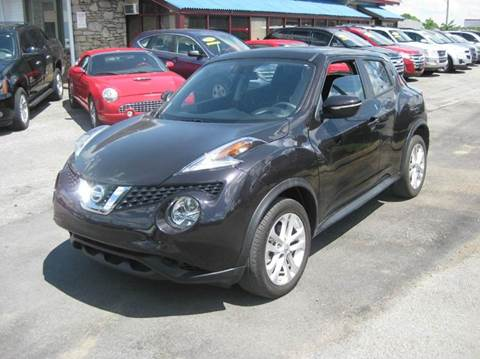 Nissan juke for sale in nashville tn for Franklin motor company nashville tn