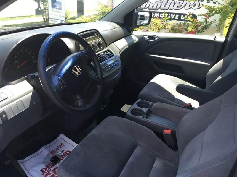 2007 Honda Odyssey EX 4dr Mini Van - Roswell GA