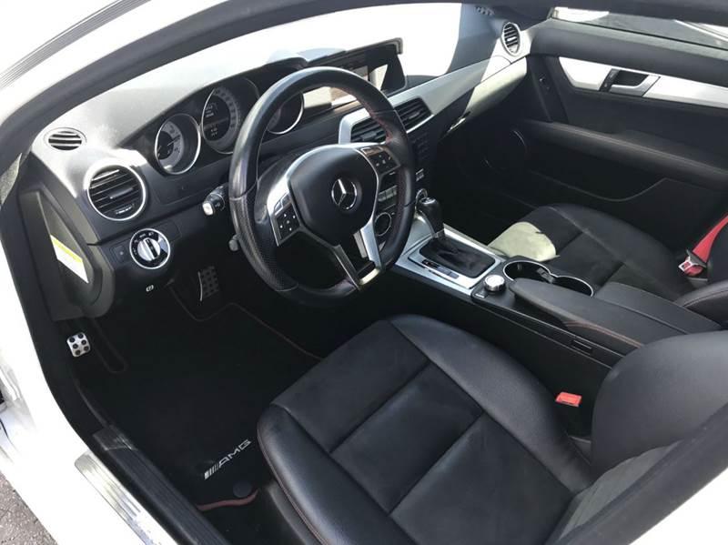 2013 Mercedes-Benz C-Class C 250 Sport 4dr Sedan - Roswell GA