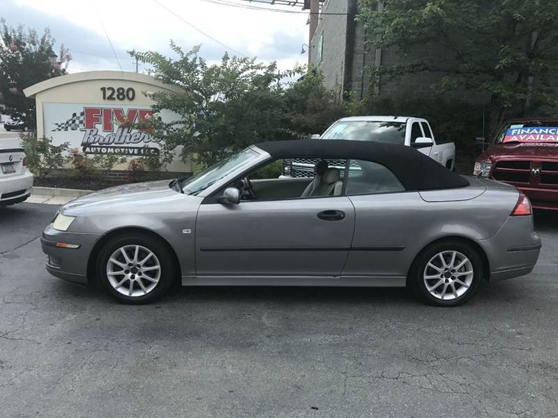 2005 Saab 9-3 2dr Arc Turbo Convertible - Roswell GA