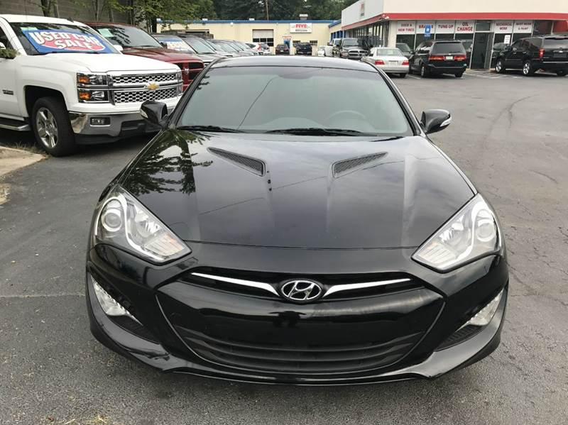 2015 Hyundai Genesis Coupe 3.8 2dr Coupe - Roswell GA