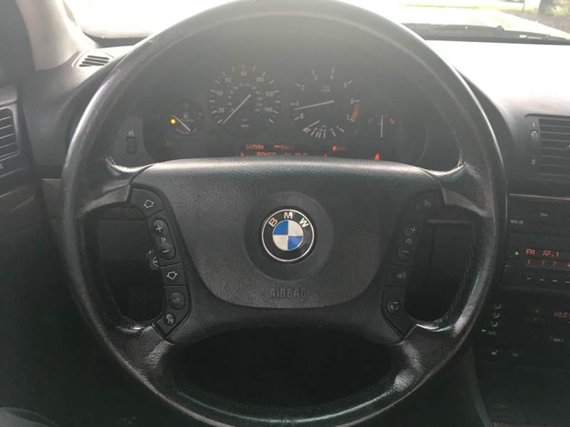 2003 BMW 5 Series 525i 4dr Sedan - Roswell GA