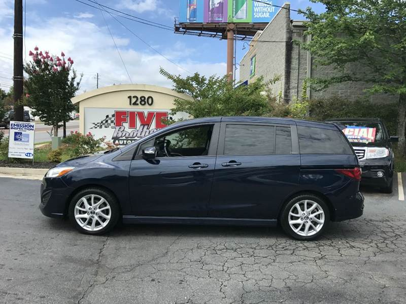 2014 Mazda MAZDA5 Grand Touring 4dr Mini Van - Roswell GA