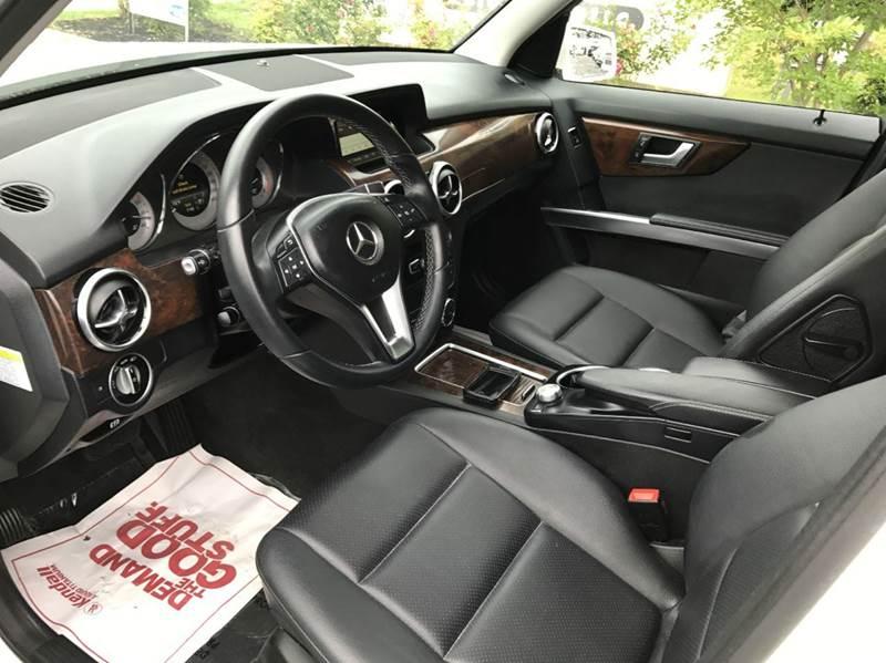 2014 Mercedes-Benz GLK GLK 350 4dr SUV - Roswell GA