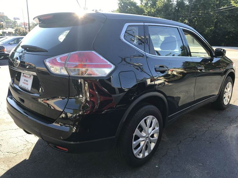2016 Nissan Rogue S 4dr Crossover - Roswell GA