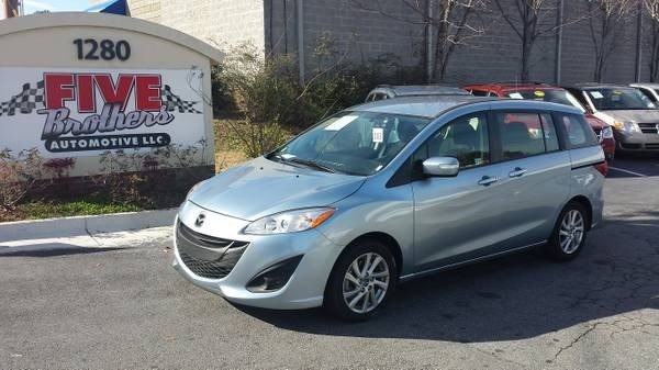 Used mazda 5 for sale Carsforsale