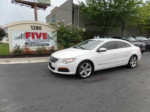 2012 Volkswagen CC for sale in Roswell, GA