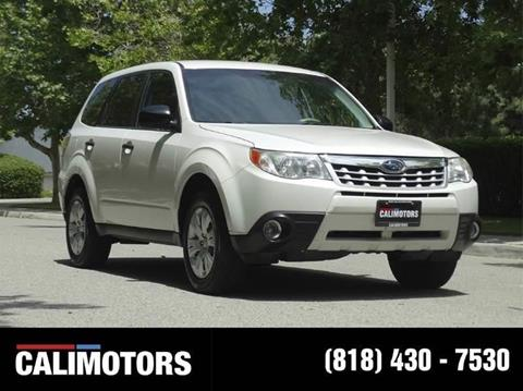 2011 Subaru Forester for sale in Panorama City, CA