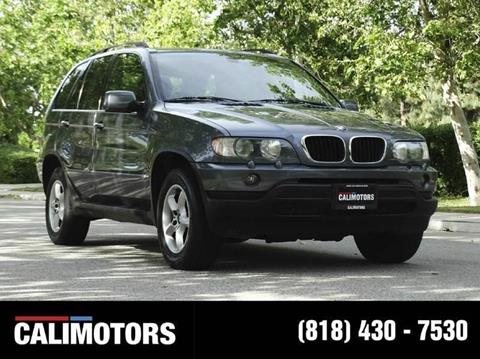 2003 BMW X5 for sale in Panorama City, CA