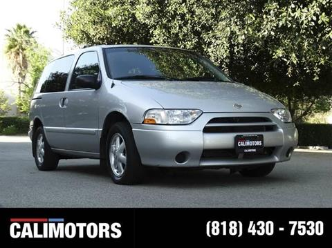 2002 Nissan Quest for sale in Panorama City, CA
