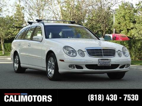 2004 Mercedes-Benz E-Class for sale in Panorama City, CA