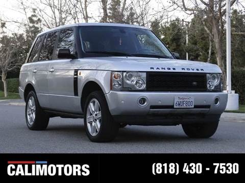 2005 Land Rover Range Rover for sale in Panorama City, CA