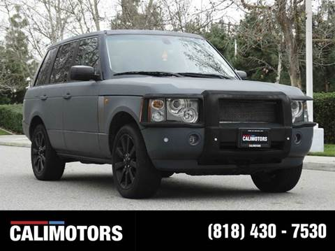 2004 Land Rover Range Rover for sale in Panorama City, CA