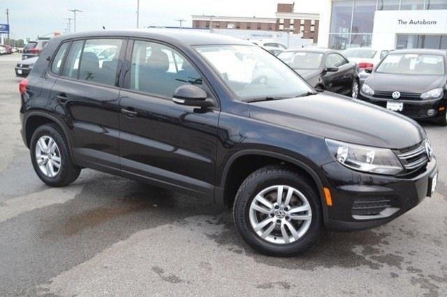 2012 Volkswagen Tiguan for sale in Countryside IL